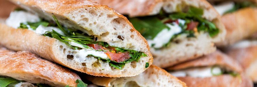 Sandwichs en tout genre